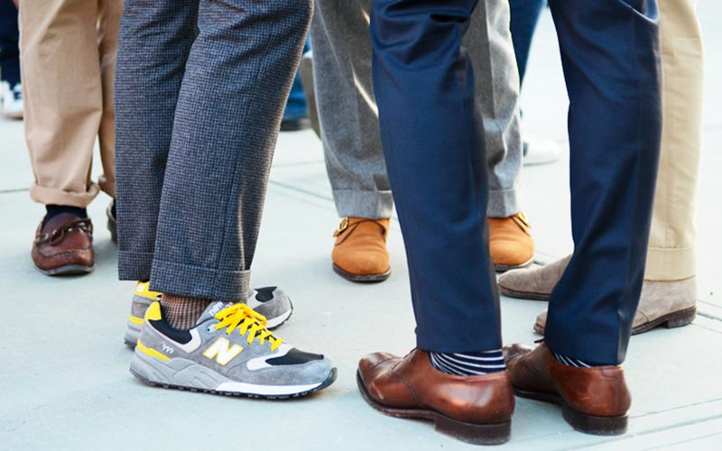 Ассортимент обуви